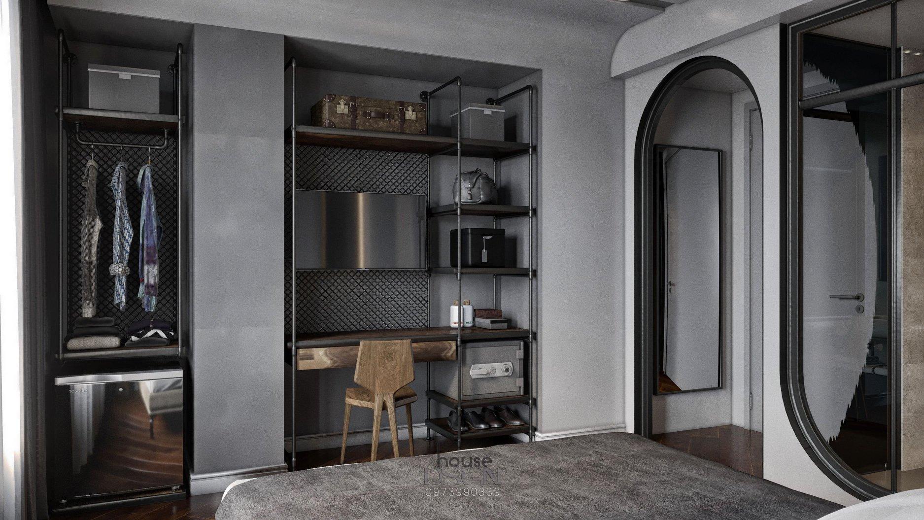 thiết kế nội thất khách sạn sang trọng - Housedesign