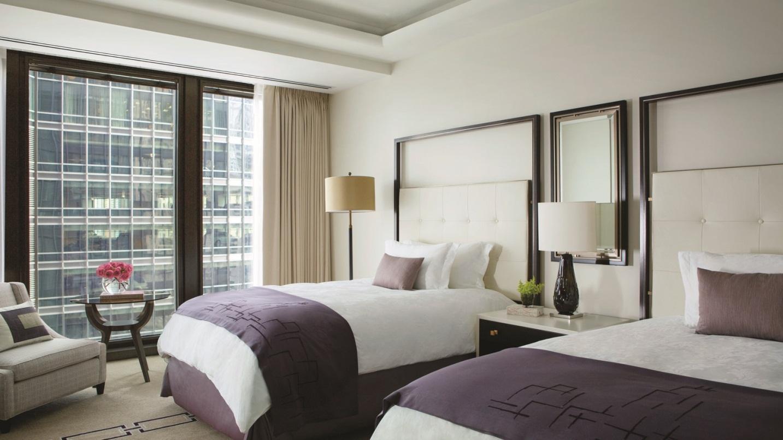 thiết kế nội thất phòng khách sạn 5 sao đẹp