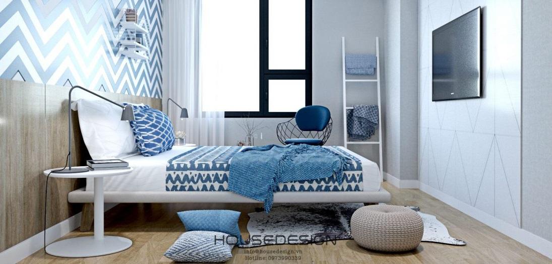 thiết kế nội thất phòng ngủ đẹp - Housedesign