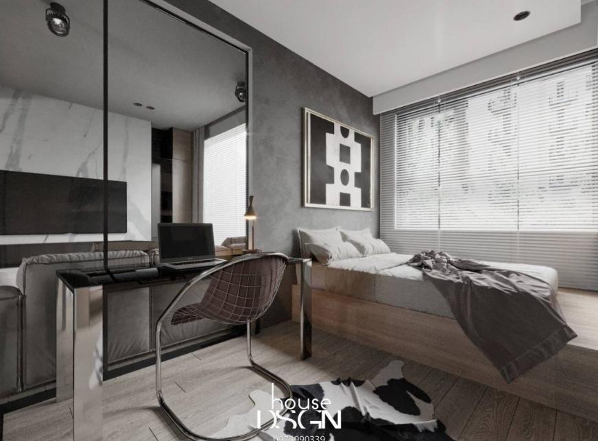thiết kế nội thất phòng ngủ - Housedesign