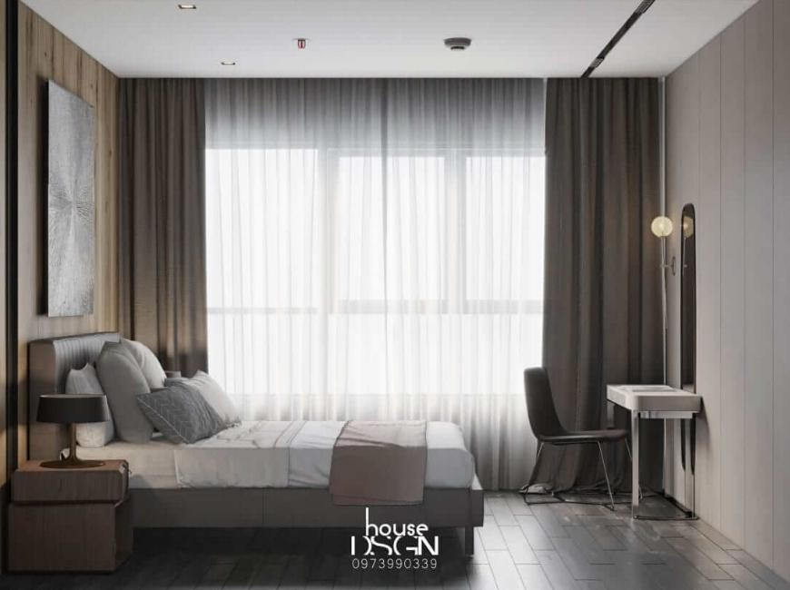 thiết kế phòng ngủ đẹp - Housedesign