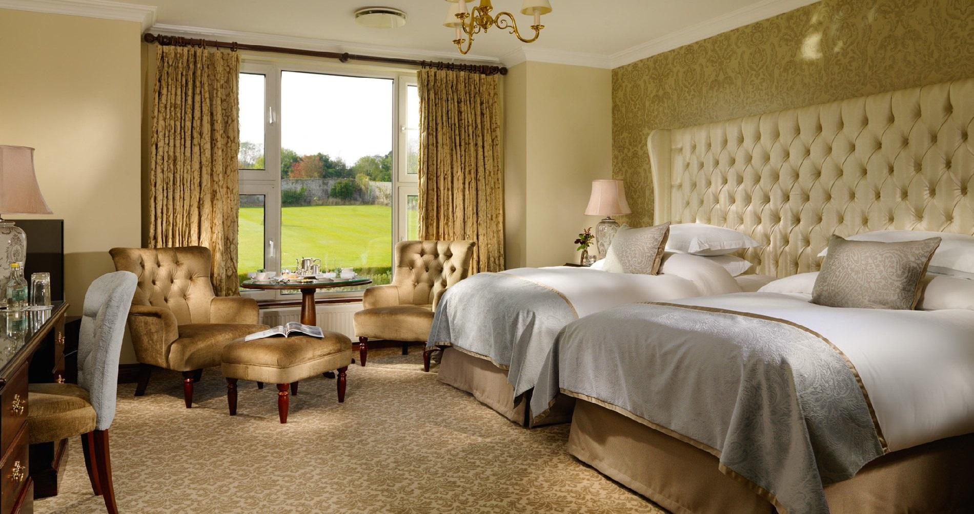Thiết kế phòng ngủ khách sạn 5 sao với màu sắc hài hòa - Housedesign
