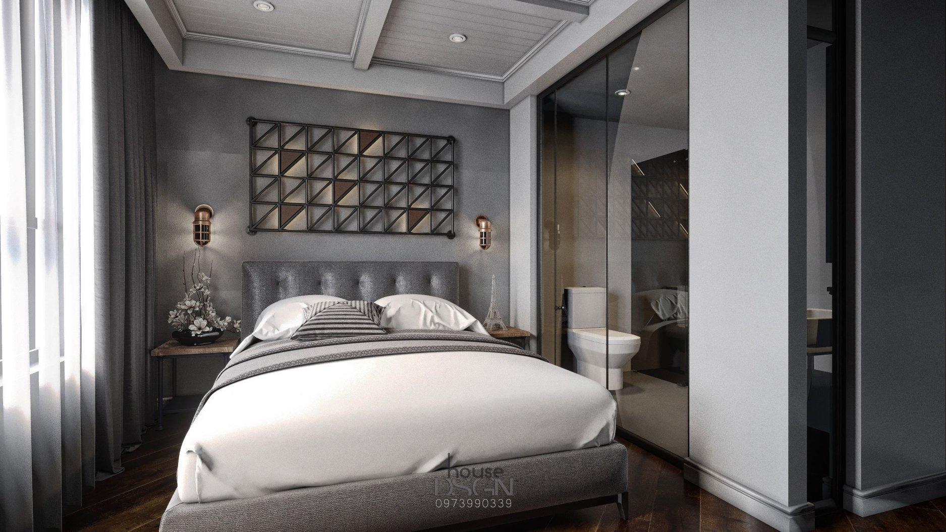 thiết kế thi công nội thất khách sạn 4 sao - Housedesign