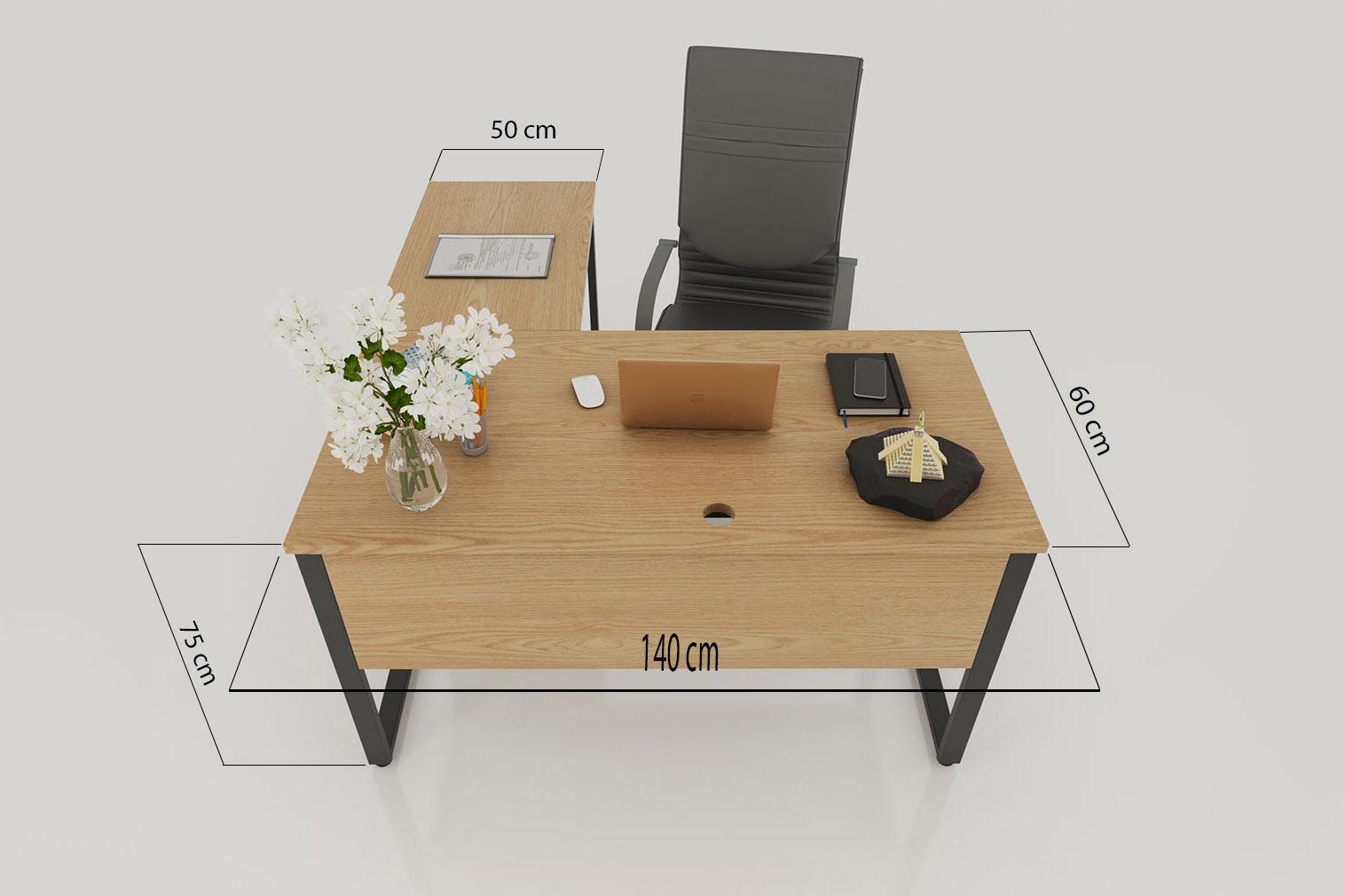 tiêu chuẩn bàn làm việc - Housedesign