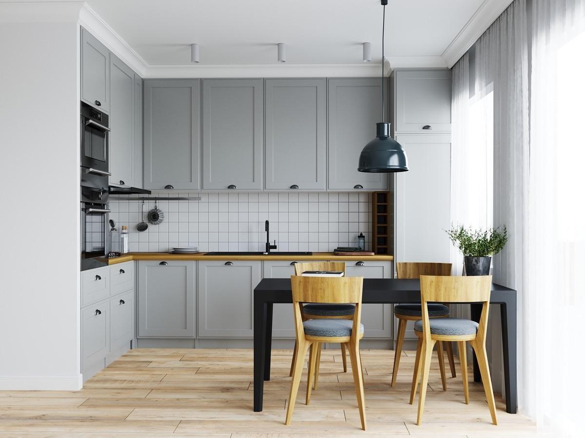 tiêu chuẩn bếp - Housedesign