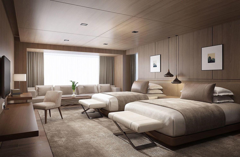 tiêu chuẩn thiết kế cho khách sạn 4 sao đẹp - Housedesign