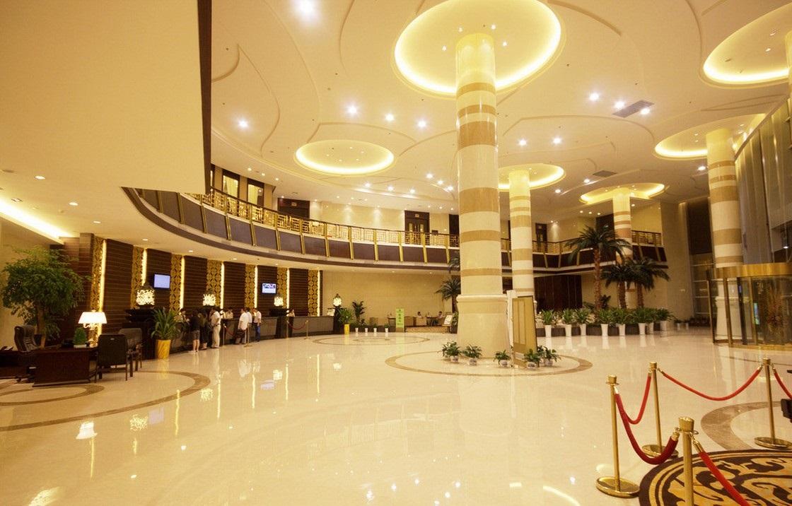 xu hướng thiết kế nội thất khách sạn - Housedesign