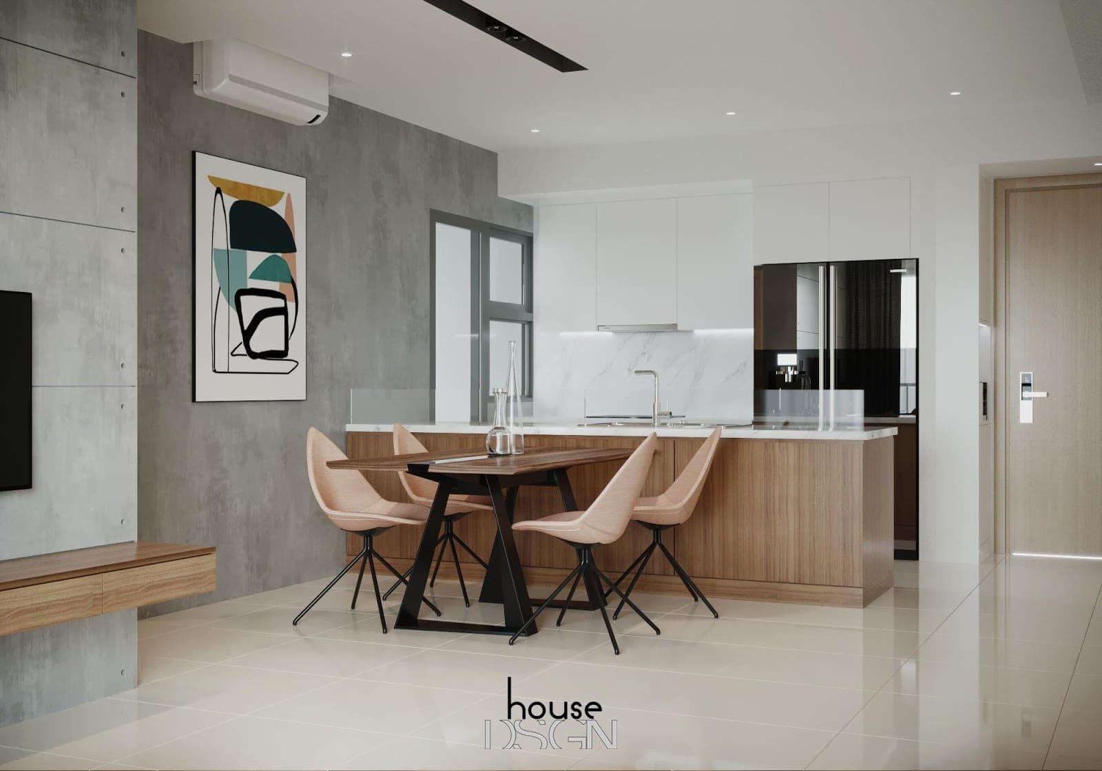 Mẫu thiết kế nhà 70m2