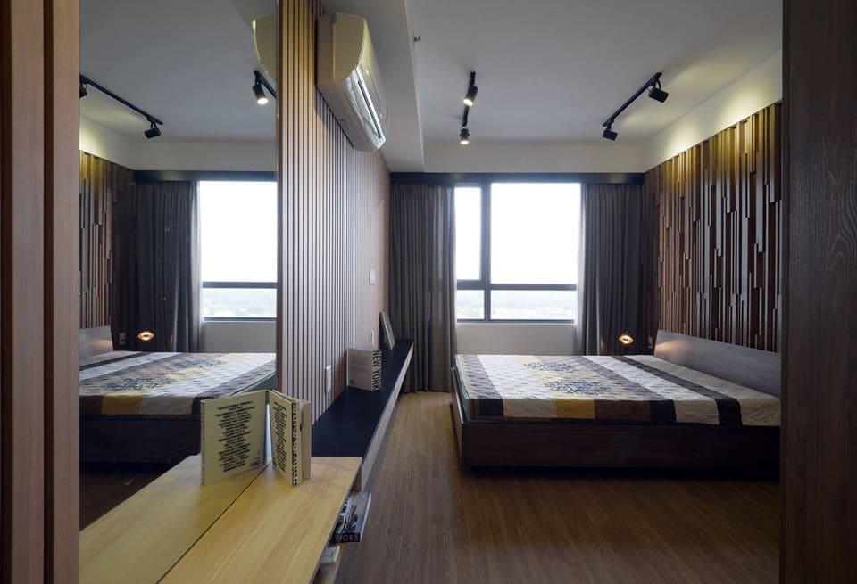 Mẫu thiết kế phòng ngủ cổ điển