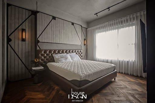mẫu thiết kế nội thất căn hộ 2 phòng ngủ đẹp