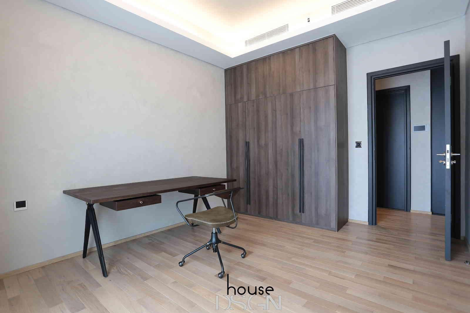 phòng khách thiết kế nội thất chung cư