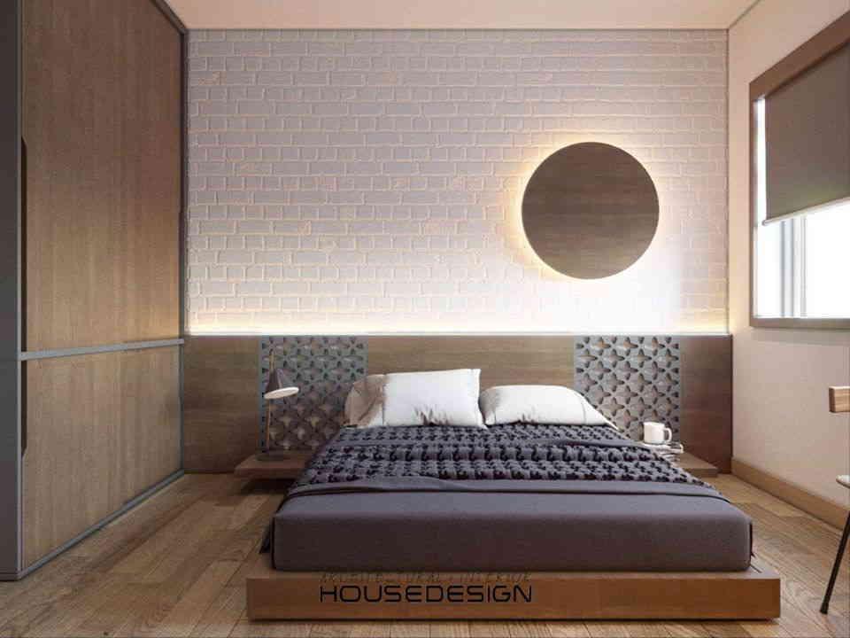 phòng ngủ với thiết kế sang trọng