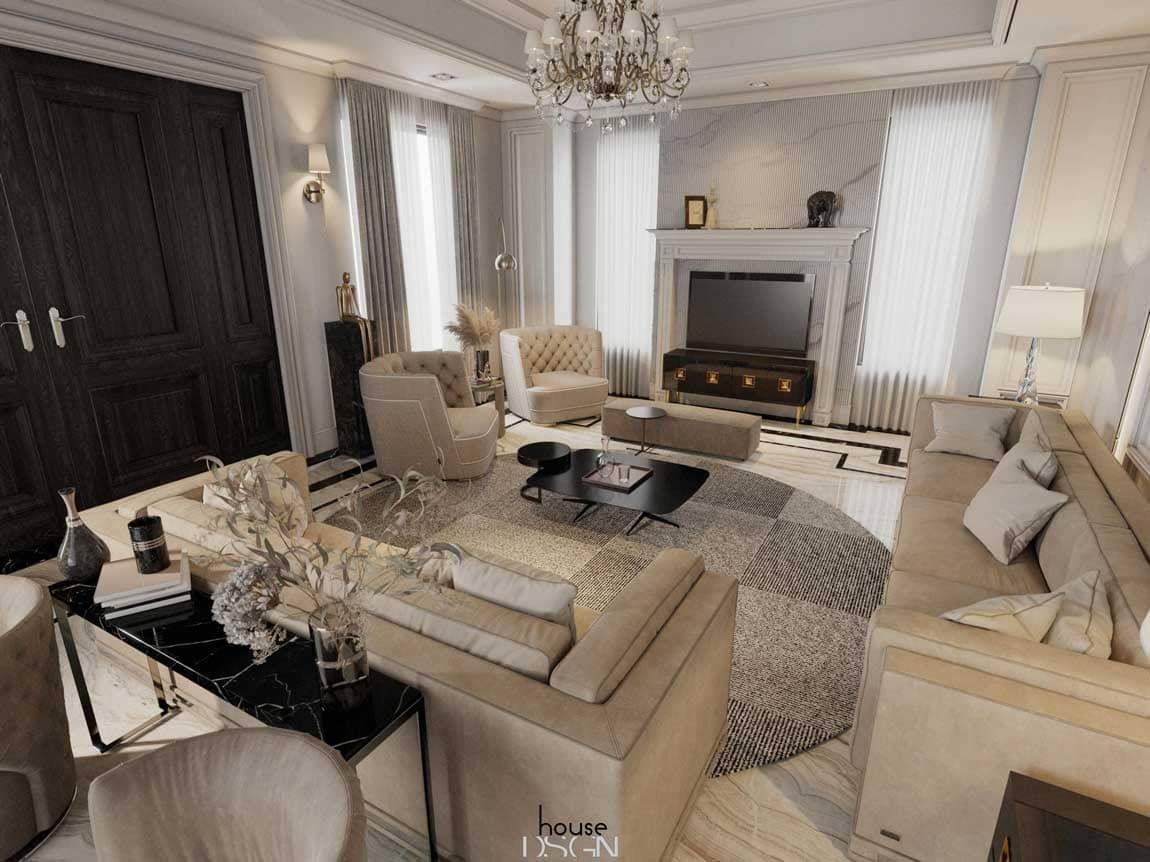 Phong cách luxury là gì? Tìm hiểu phong cách thiết kế nội thất Luxury